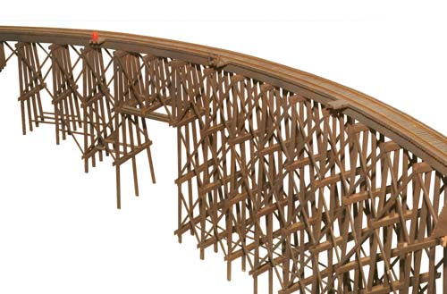 Curved Trestle